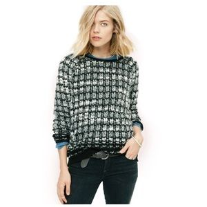 Lou & Grey Gridknit Sweater